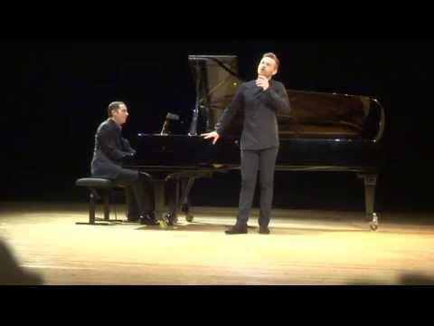 """Pavol Breslik, Amir Katz - Schumann Lied """"Dein Angesicht"""""""